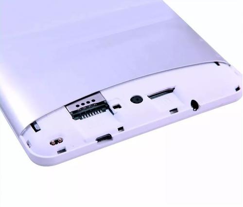 tablet celular book flash 7 pulgadas chip 3g quadcore 16gb