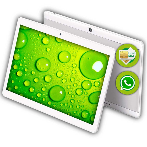 tablet celular con chip 3g 10 pulgadas android 4g + funda
