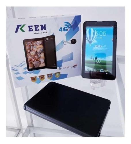 tablet celular keen dual sim 8gb 2mp/vga nuevas!!!