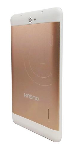 tablet celular krono 3g 7031 (1gb ram,2 sim, 16gb, 2 cámara)