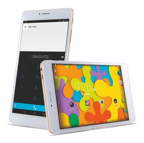 tablet celular krono doble sim 8 pulg  883, 1gb ram, quad