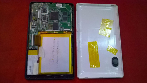 tablet china 7  y 10 pulgadas partes disponibles
