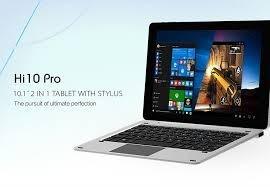 tablet chuwi hi10 pro 2en1 laptop 4gb 64 gb a pedido 899