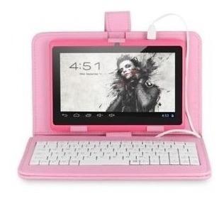 tablet de 7  con  teclado