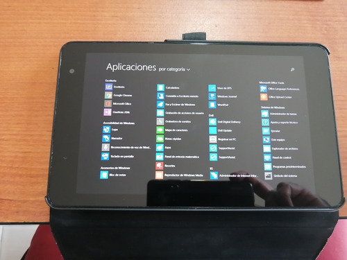 tablet dell venue 8 pro 32 gb portable computer