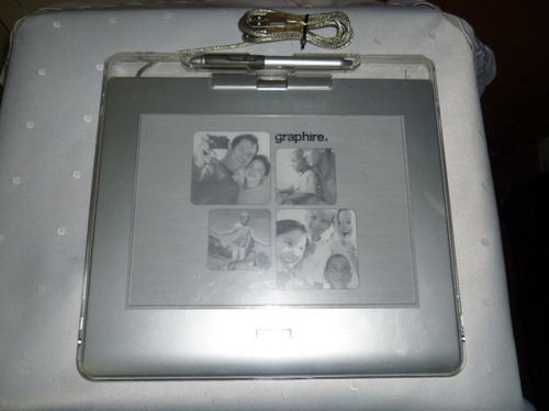 tablet digital para dibujo o diseño wacon cte-640