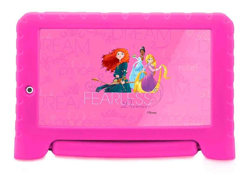 tablet disney princesas wifi 8gb dual câmera android