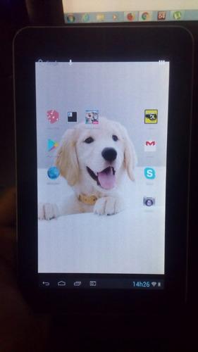 tablet dl i style branco e preto pis t71