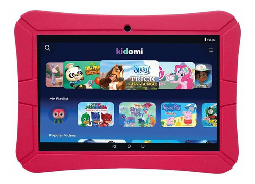 tablet educativa highq impermeable y resistente a golpes