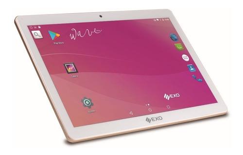 tablet exo android 10 pulgadas quad core 16gb 2gb ram hdmi