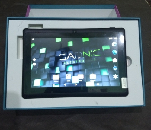 tablet gadnic black 7