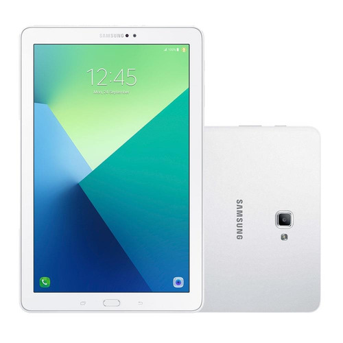 tablet galaxy tab a note p585m, camêra 8mp,16gb -  samsung