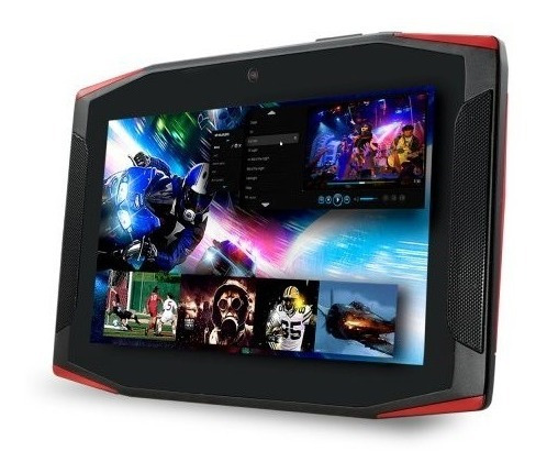 tablet gamer fatality 7 quadcore ram 2gb/16gb : mundotecno :