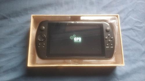 tablet gamer gpd q9 16gb rom 2gb ram completo