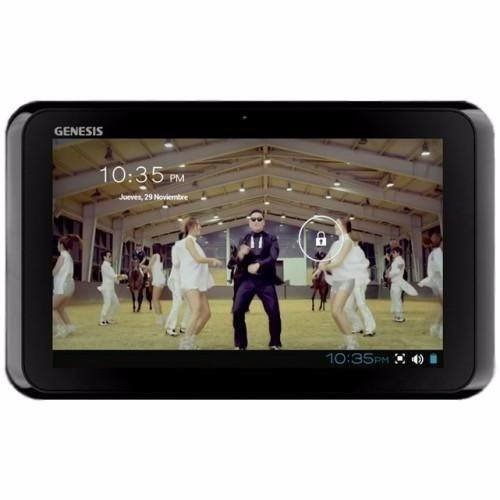 tablet genesis gt-7240 android 3g wifi hdmi  novo
