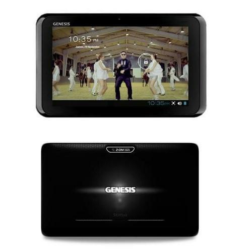 tablet génesis gt-7240 tela 7  wi-fi 3g android 4.0 rom 8gb