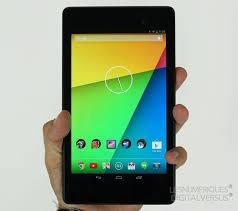 tablet google nexus 7 segunda generación 32gb