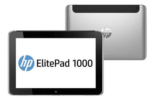 tablet hp elitepad 1000 g2-10.1  64 gb 4gb + dock seminovo!