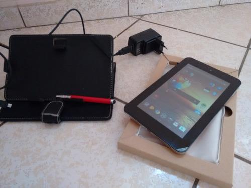 tablet hp slate 7 beats audio original muy buen estado roja