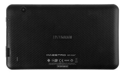 tablet hyundai maestro tab 8gb 7.0  2mp/vga nuevas
