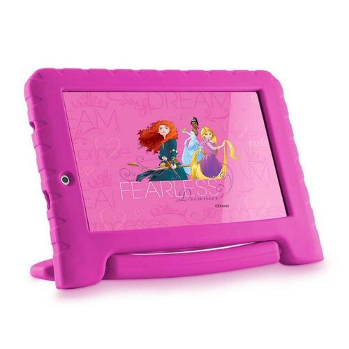 tablet infantil 7 educativo emborrachado quad core nb281