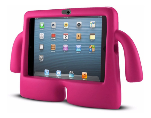 tablet infantil quad core hd doble camara con protector
