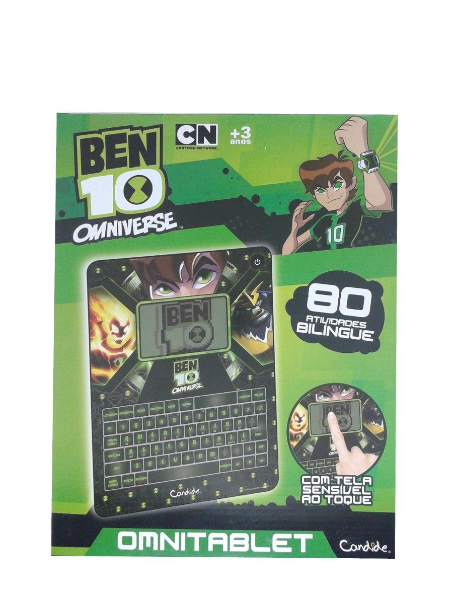 Tablet infantil touch do ben10 candide 80 jogos r 7440 em carregando zoom voltagebd Gallery