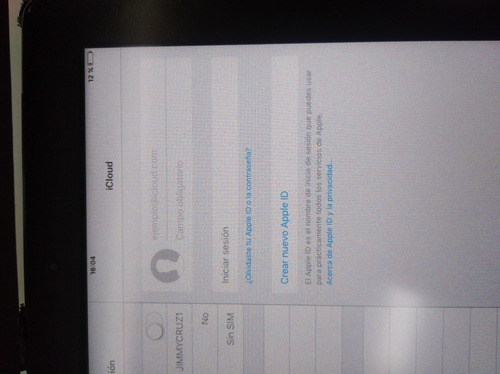 tablet ipad 2 sim card 3g 64 gigas sin un solo rayón