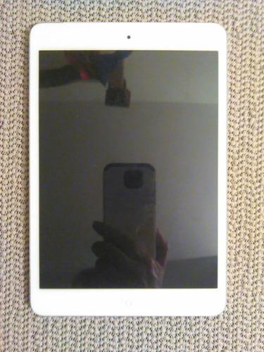 tablet ipad mini 16gb blanca