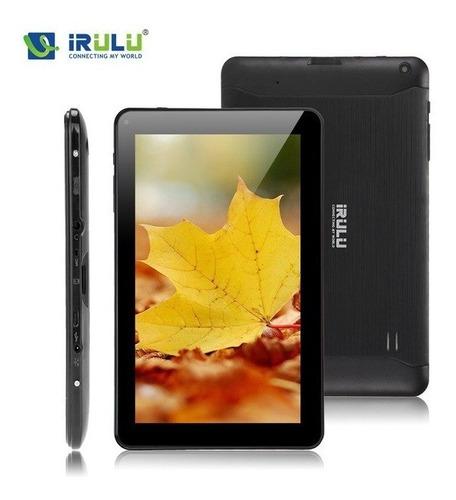 tablet irulu 512mb, 8gb, 9'', android 4.4 dual camara