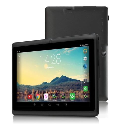 tablet irulu expro 3 android 6 wifi 1gb/8gb hd 1024*600 quad