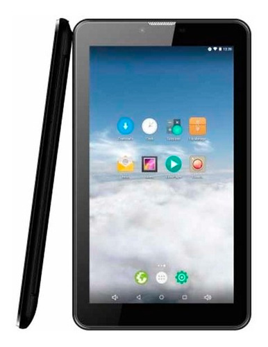 tablet iview m7 7  hd 3g 8gb bt quad core android 6 bk