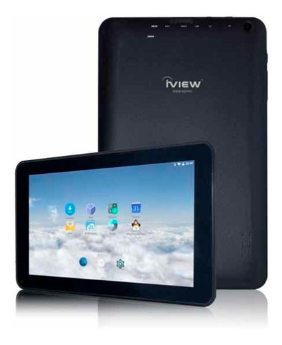 tablet iview suprapad 930tpc 9  8gb 2mpx qc android 5 bk