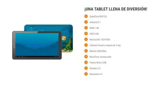 tablet kanji 9 ailú max .