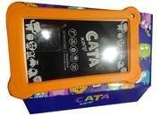 tablet kanji cata pantalla led 7 1gb ips 8gb wifi c/funda