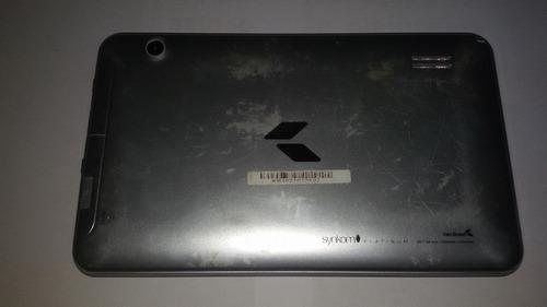 tablet ken brown synkom platinum para repuestos