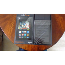 Tabla Amazon Kindle Fire Hd 7 , Wifi, 8 Gb, Nueva, Pzo.