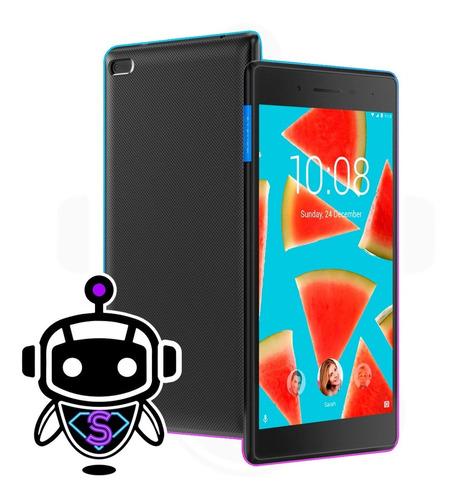 tablet lenovo m7 3g + celular android 9 + 16gb = samsung tab