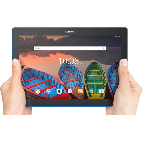 tablet lenovo tab x103f 10 pulgadas quad core 16gb funda+otg