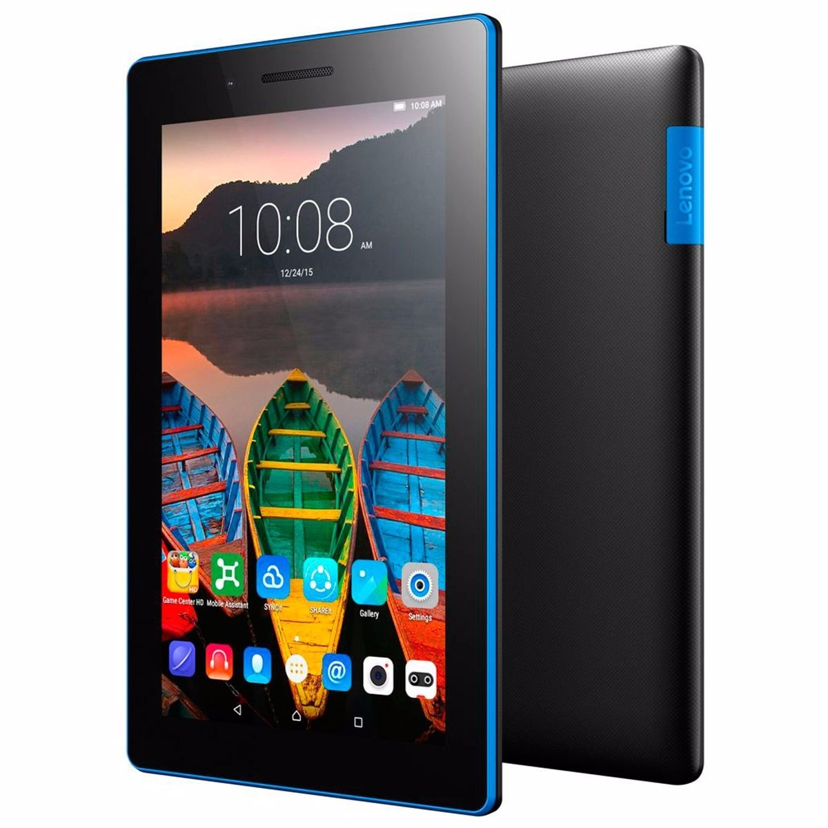 Tablet Lenovo Tb3 710f 7 Quad Core 8gb Exp A 64gb Android