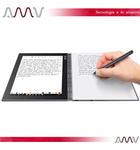 tablet lenovo yoga book 10,1 full hd 64gb 4gb + sobre amv