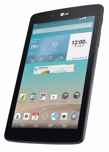 tablet lg pad v410 7  lte 16 gb 5 mpx quad core