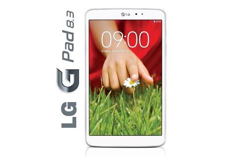 tablet lg v500 g pad 8.3