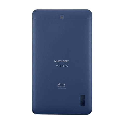 tablet m7s plus tela 7 memória 16gb 1gb ram multilaser