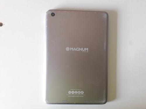tablet magnum tech con táctil crizado escucho ofertas