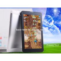 Pantalla Tactil Para Tablets 7 Wifi + Gsm Negra