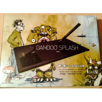 Tableta Digitalizadora Bamboo Splash