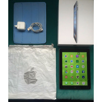 Apple Ipad 3 (32 Gb) Wifi Impecable !!