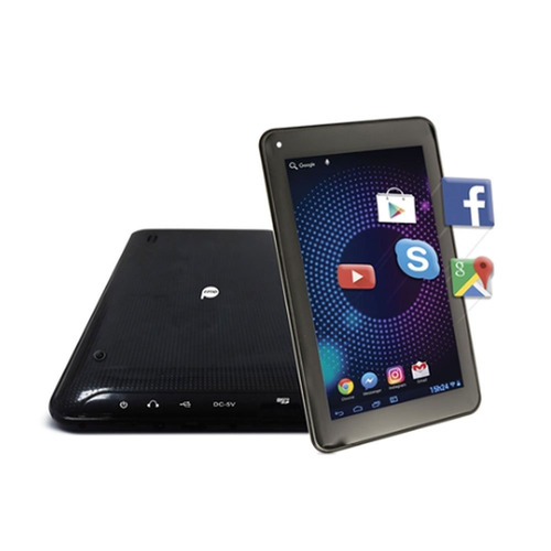 tablet maxprint dz7bt plus android 6.0 tela 7  8gb branco
