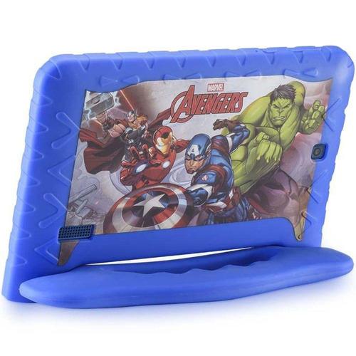 tablet multilaser avengers plus nb280 tela 7  8gb wi-fi